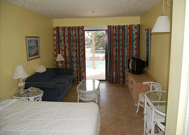1st floor One Bedroom Villa I Unit - Image 1 - Myrtle Beach - rentals
