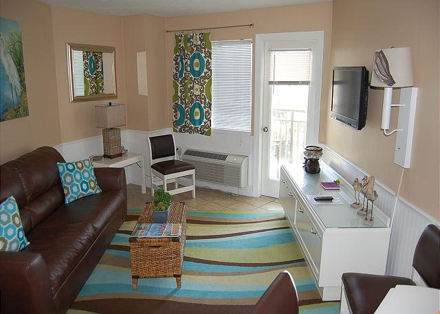 Bluewater 616-Updated Oceanview Executive Suite. Great View! - Image 1 - Myrtle Beach - rentals