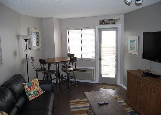 Bluewater 1406- updated 1 Bedroon Oceanview with a great view - Image 1 - Myrtle Beach - rentals