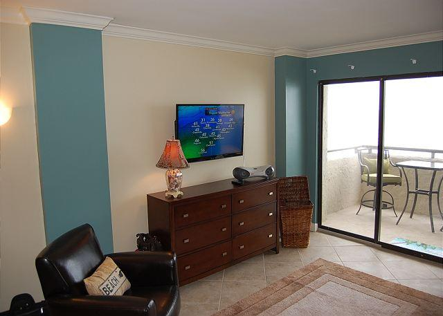 Bluewater 202- Updated Oceanfront Executive Suite with Great Views!! - Image 1 - Myrtle Beach - rentals
