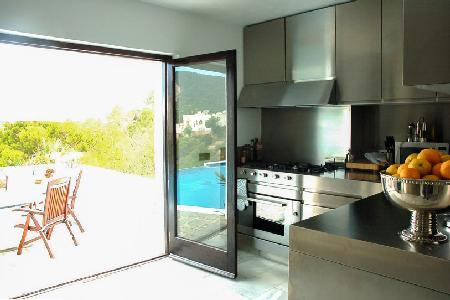 Sensational Villa Rica with a detox sauna, hot tub, sky lounge and staff - Image 1 - Ibiza - rentals
