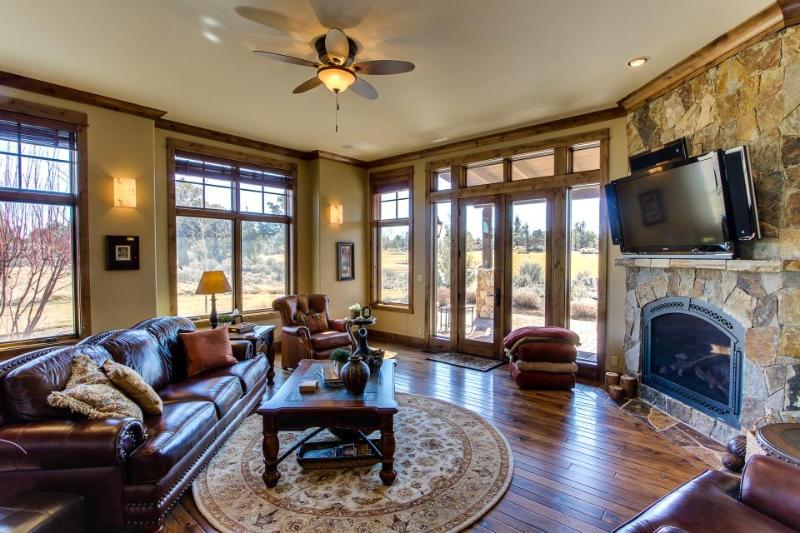 Pronghorn Luxury Tuscan Villa on Golf Course - Image 1 - Bend - rentals