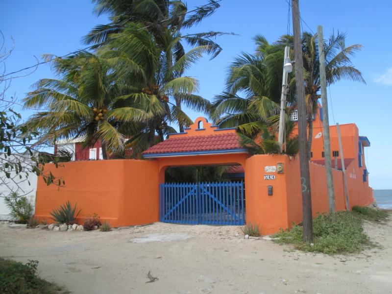 Casa Las Gaviotas - Enchanting Oceanfront House With Pool in Chelem - Chelem - rentals
