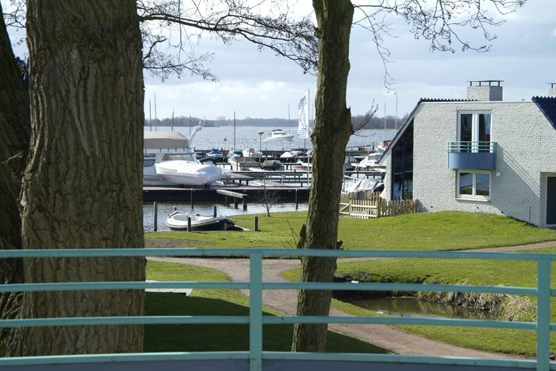 View from the Terrace - Amsterdam / Loosdrecht Penthouse at 20 m from Lake - Loosdrecht - rentals