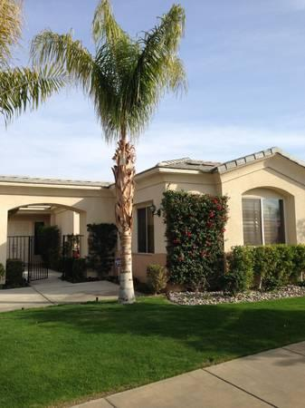 Front of House - Master Suite Available for Visiting Guests - Rancho Mirage - rentals