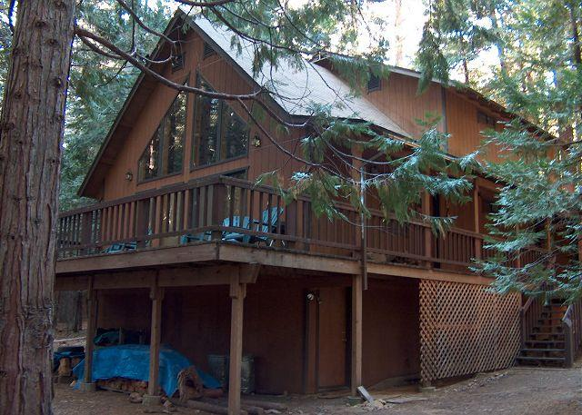 Sherwood (Bear Cabin) - Image 1 - Dorrington - rentals