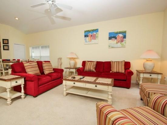 Living Room - GB4P16813GB Orlando 4 BR pool home GB4P16813GB - Orlando - rentals