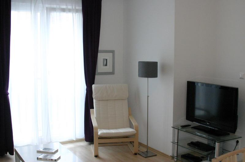 living room - Central, comfy, free WI-FI, kids up to 3 y free - Mariahilf - rentals