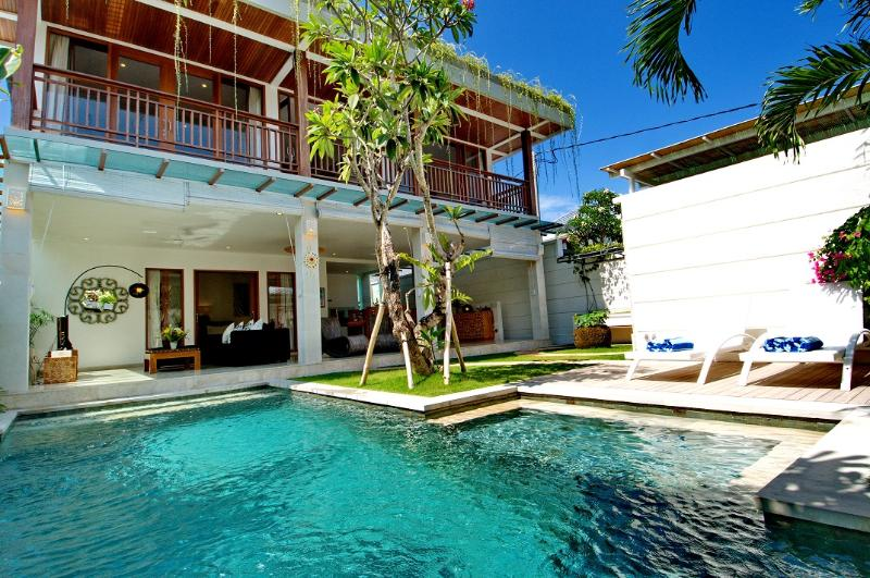 Outside view - Villa Lumut - Gorgeous Villa in Central Seminyak - Seminyak - rentals