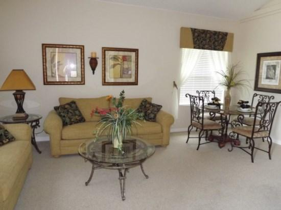 Affordable Luxury in this 4 Bedroom 3 Bathroom Home - Image 1 - Orlando - rentals