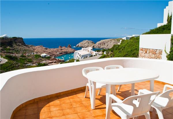 Holiday house for 6 persons, with swimming pool , near the beach in Cala Morell - Image 1 - Cala Morell - rentals