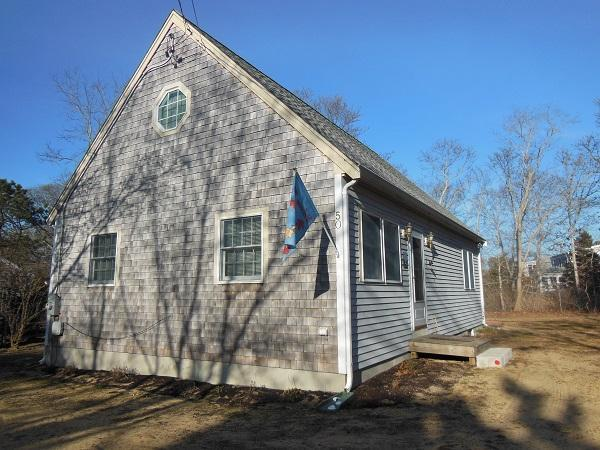 Newly Built, Bright & Airy Eastham Home by the Bay! (1776) - Image 1 - Eastham - rentals
