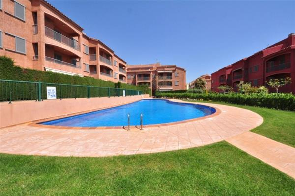 Apartment for 6 persons, with swimming pool , near the beach in L'Ametlla de Mar - Image 1 - Calafat - rentals