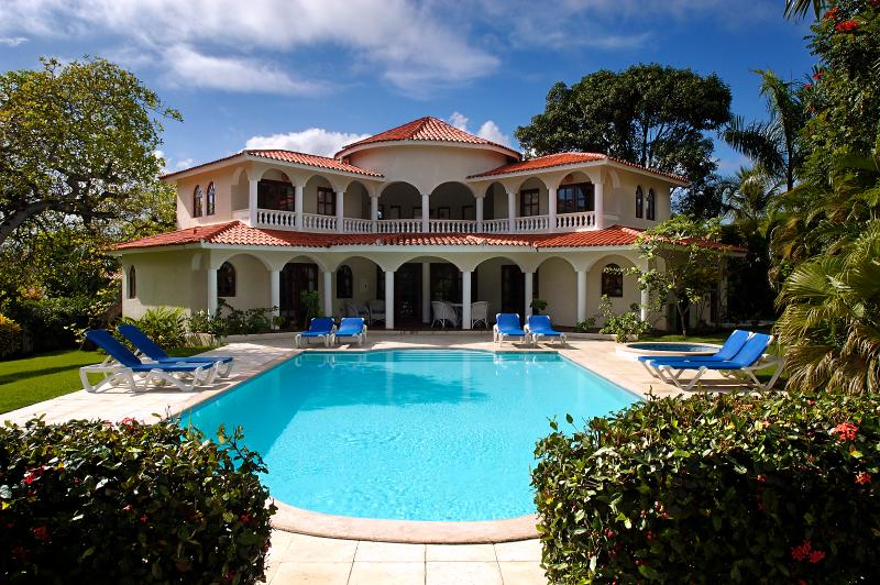 Villa Six bedroom  - All Inclusive 3-7 Bdrm Villas GOLD (VIP) Bracelets - Puerto Plata - rentals