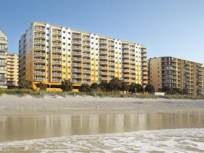 OceanFront - Myrtle Beach SC SHORE CREST VACATION VILLAS I  II - North Myrtle Beach - rentals