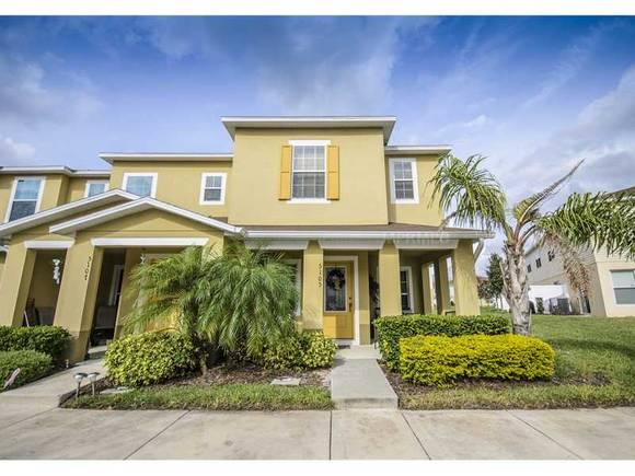 COMPASS BAY. WONDERFUL TOWNHOUSE!!! LUXURY,SAFE,GATED CONDO! FULL EQUIPED. - Image 1 - Kissimmee - rentals