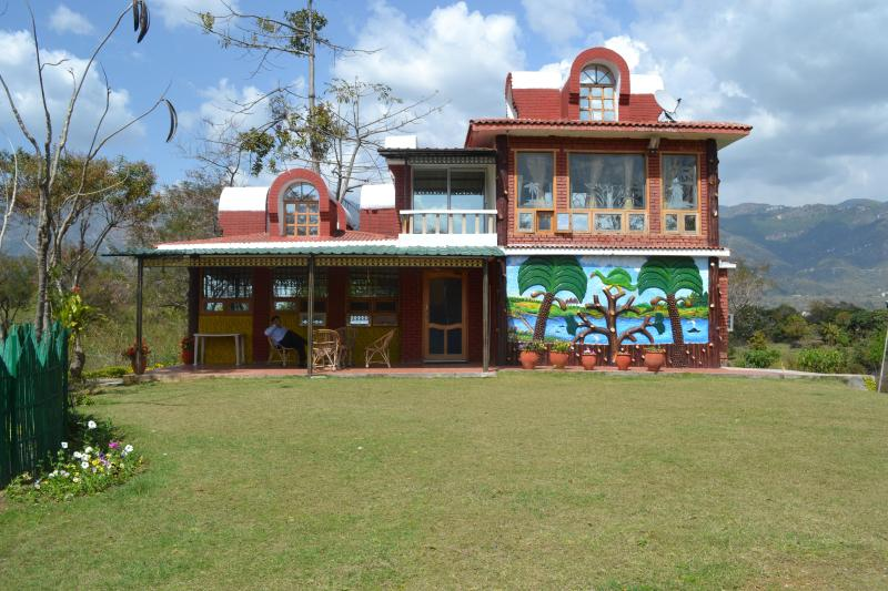 Front View of the House - Barefoot Manor - Dehradun - rentals