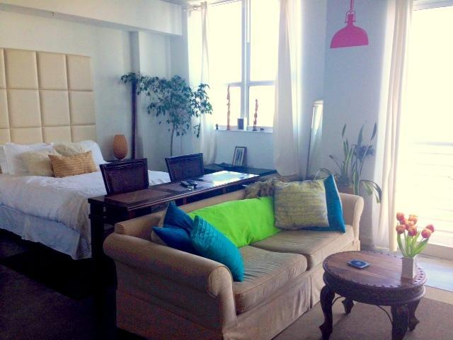 Stylish Loft in the Heart of Miami - Water Views - Image 1 - Miami - rentals