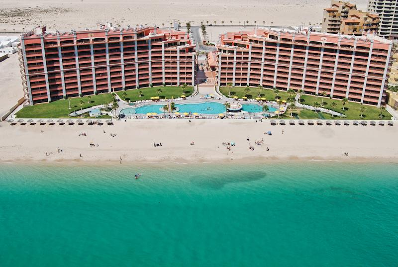 over head view of the sun - Amazing Experiances Await! Ocean FRONT@Sandy Beach - Puerto Penasco - rentals