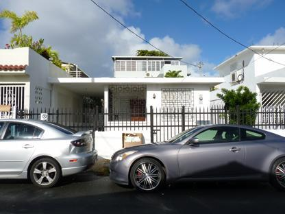 Street View of house. - Quiet city house: Walk to beach! - San Juan - rentals