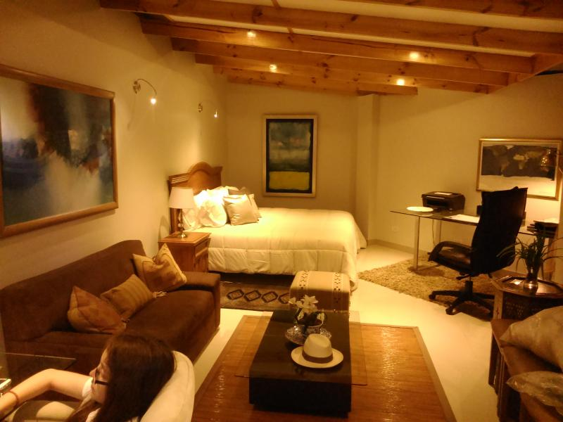 San Isidro Apartments & Studios,  with  A/C, cable TV and Wifi . - Image 1 - Lima - rentals