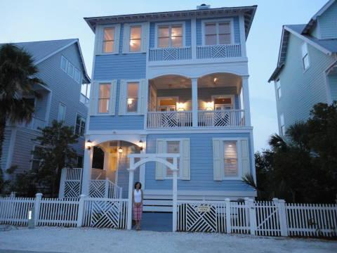 Spacious 5 bedroom home - Fabulous Beach Cottage with Ocean Views - Saint Simons Island - rentals