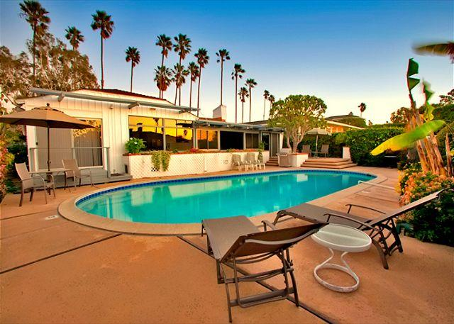 Private Windansea home has a beautiful pool and deck. - #6364 - La Jolla Poolside - La Jolla - rentals