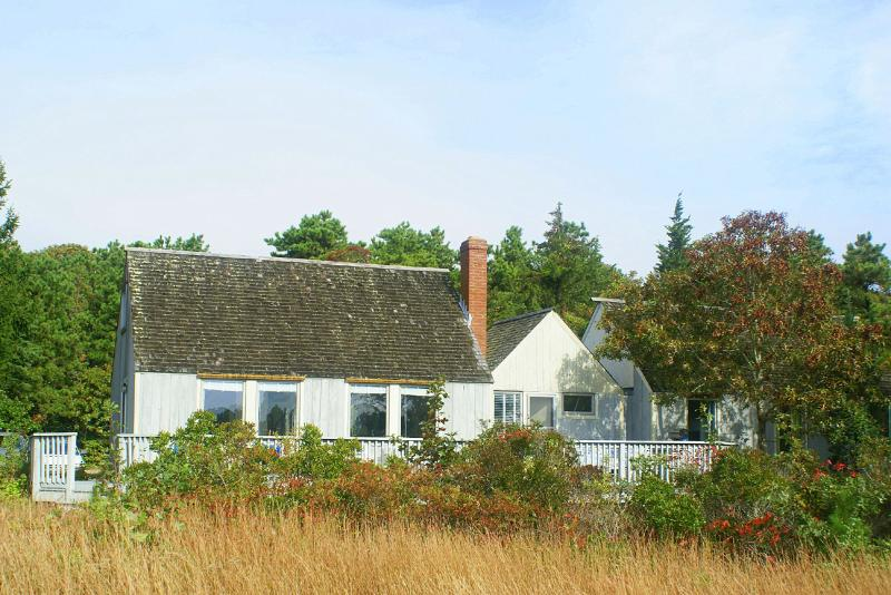 GOYEA - Farm Neck Cottage, Short Walk to Association Waterfront on SengeKontacket Pond, Great for Kayak Enthusiasts, Large Deck, WiFi - Image 1 - Oak Bluffs - rentals