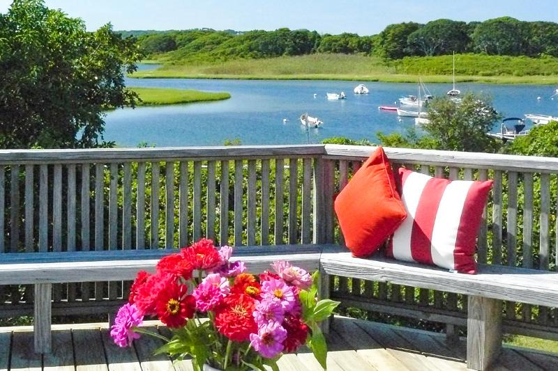 ALDEN - Stone Wall Pond Watefront,  5 minute Drive to Lucy Vincent Beach,  All amenities, WiFi - Image 1 - Chilmark - rentals