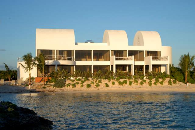 SBCASCOV - Point at Shoal Bay West, Anguilla - Beachfront, Pool and Hot Tub - Image 1 - West End - rentals
