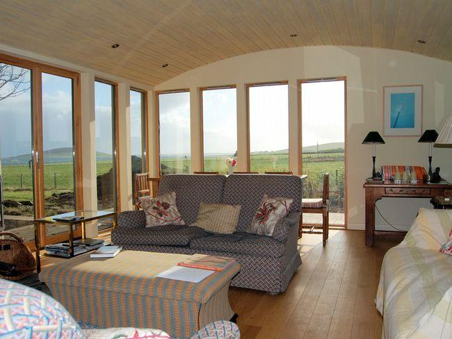 Beautiful countryside views from the lounge area - OK15M - Rendall - rentals