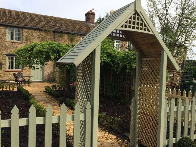 View of the cottage and garden - PENFA - Oxfordshire - rentals