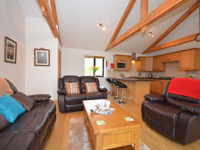 Entrance in to lounge area - CABAR - Portreath - rentals