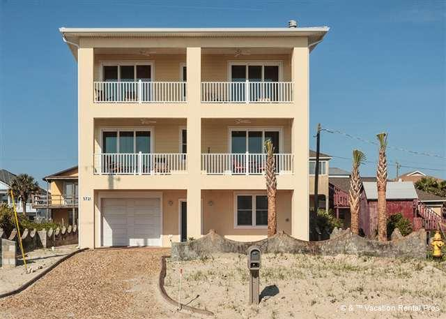 Gloria Beach House Lower Unit, 1 Bedrooms, Beach Front - Image 1 - Saint Augustine - rentals