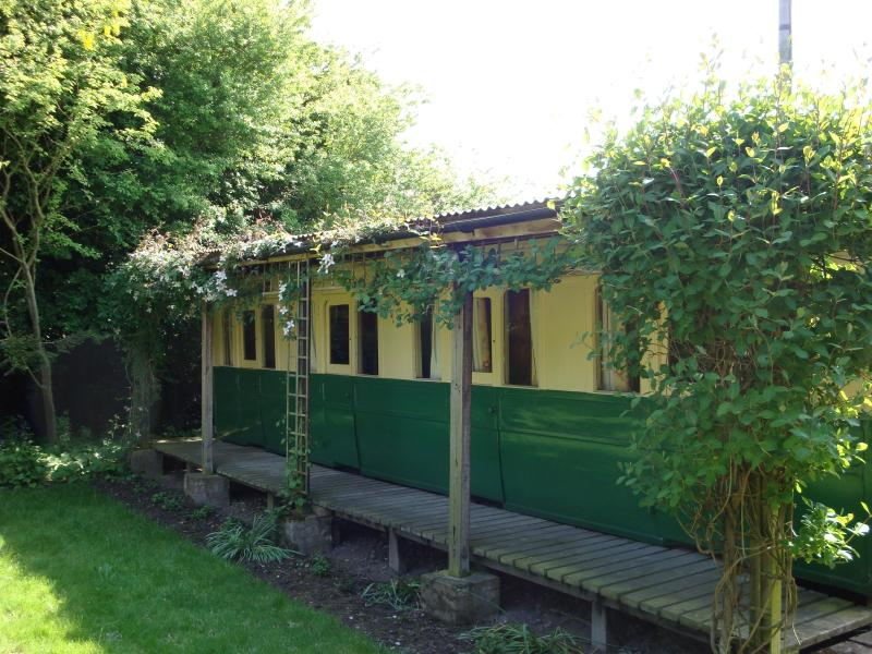 Ivywood Railway Carriage - Ivywood Railway Carriage - Wisbech Saint Mary - rentals