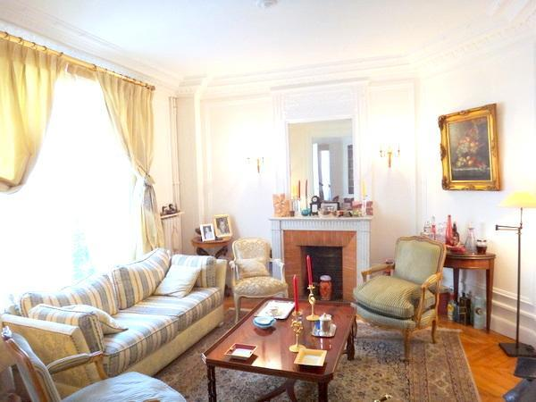 Stylish Porte Maillot apartment 2 sleeps 70m² - Image 1 - Neuilly-sur-Seine - rentals