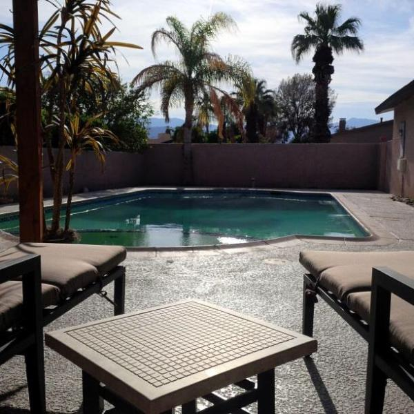 Private Pool Home on Golf Course - Image 1 - Palm Desert - rentals