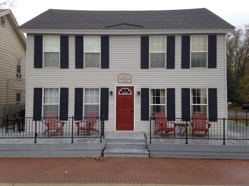 Canal House - Delaware City Guest House - Delaware City - rentals