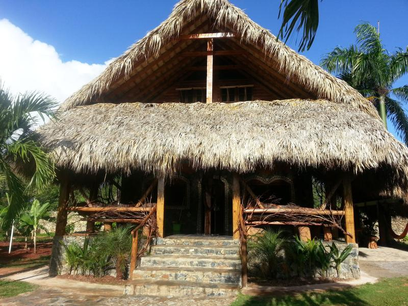 exterior - Chalet Tropical #4, Caribbean Charm for Groups - Las Galeras - rentals