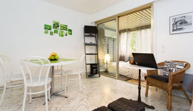 Lovely Studio in Cannes (Palm Beach) - Image 1 - Cannes - rentals