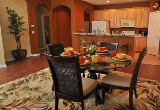 Dining Area - 8 Miles to Gulf Gorgeous 2/2/1 Condo in Fort Myers - Fort Myers - rentals