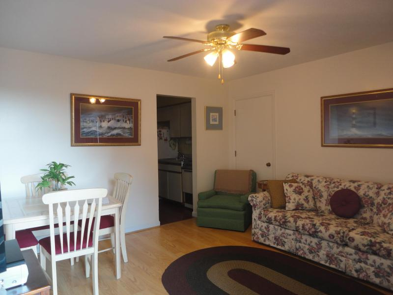 cozy living area - Garden City Guest House - Garden City - rentals