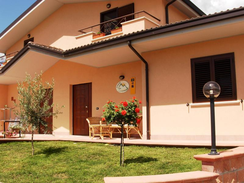 External - Bed & Breakfast 4 Parchi - Corfinio - rentals