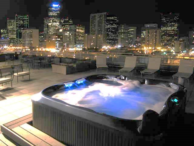 Book Online! Rooftop deck overlooking Coors Field with hot tub! Stay Alfred PL2 - Image 1 - Denver - rentals