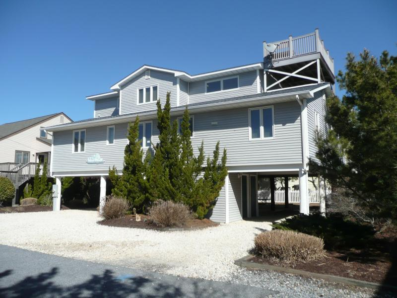 On a quiet cul-de-sac with ocean views - Silver Cloud - 198 Steps to the S. Bethany Beach - Bethany Beach - rentals