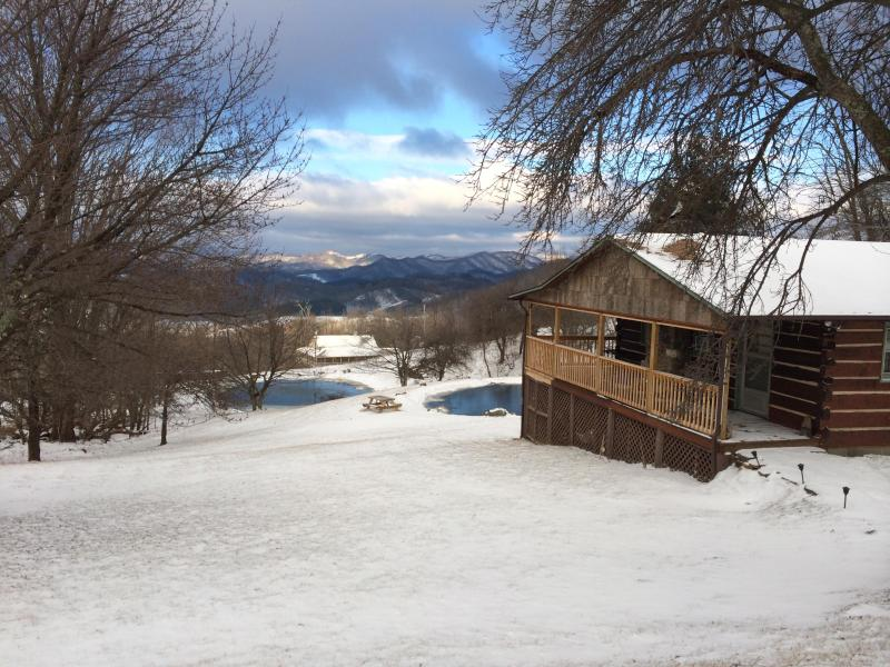 The Cabin - Long Range, Layered Views Overlooking 2 Ponds - Vilas - rentals