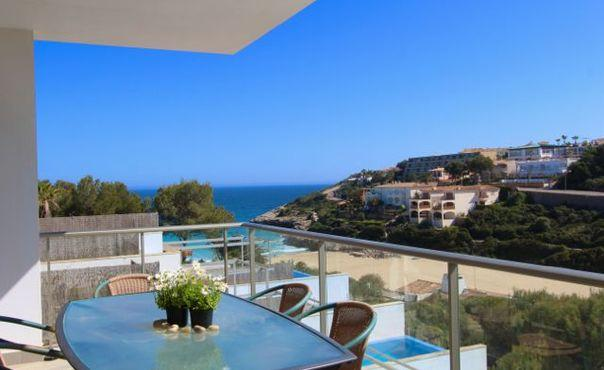 Beach house with sea view and pool for 6  people on the east coast of Majorca - ES-1078027-Cala Mandia - Image 1 - Cala Mandia - rentals