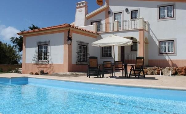 Holiday Villa in Sintra and Lisbon for 6  people with Swimming Pool and Internet - PT-1078448-Sintra-Lissabon - Image 1 - Sintra - rentals