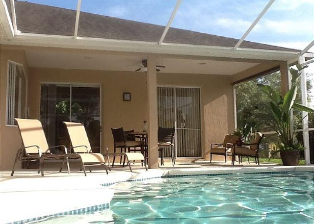 Fair Paradise(2267MAL-NTO) Stunning 5 Bed pool home with view of the fairway - Image 1 - Haines City - rentals