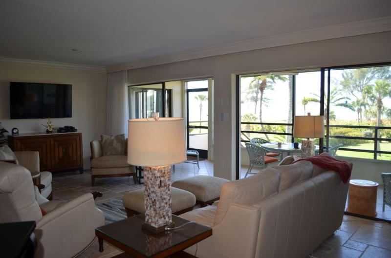 Living Room - Gulfside Place 103 - Sanibel Island - rentals